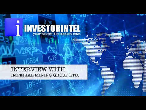 Peter Cashin on Imperial Mining's high-recovery extraction process for rare earths and scandium