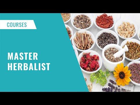 Master Herbalist Online Course | Herbal Medicine #herbs #herbalist ...