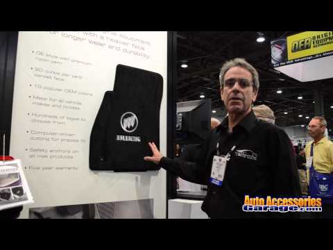 Lloyd Velourtex Floor Mats Video