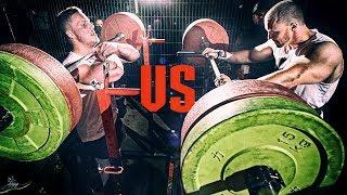 Street Workout VS Gymnast! - Drescher vs Pavel Sanda - Strength Wars League 2k17 #9