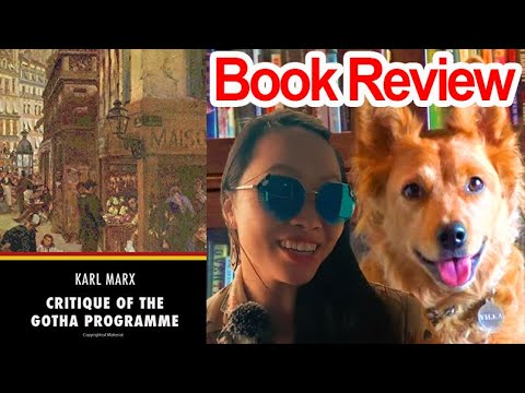 Critique of the Gotha Programme by Karl Marx - Radical Reviewer (ft. Luna Oi)