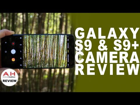 Samsung Galaxy S9 and S9+ Plus Camera Review – It's All Variable