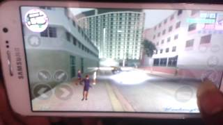 preview picture of video 'GTA Vice City i Playing To My Mobile Phone SAMSUNG Glaxy Grand 2'