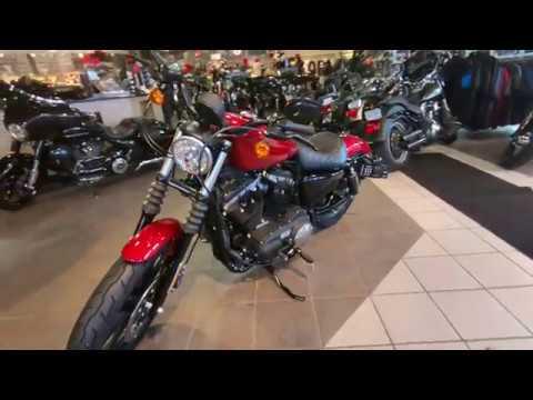 2019 Harley-Davidson Sportster Iron 883