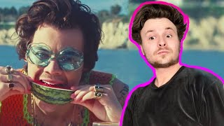 Harry Styles - Watermelon Sugar (Music Video) [REACTION]
