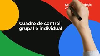 IMTLazarus - Centros Digitales: Cuadro de control grupal e individual - sesión de trabajo.