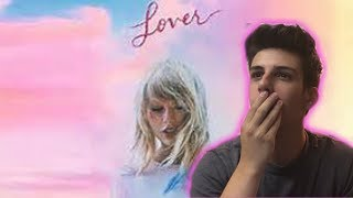 Taylor Swift - The Archer (Lyric Video) Reaction
