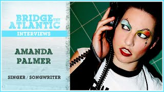 Amanda Palmer: The Art of Asking, Dealing with Insecurity & Successful Crowdfunding
