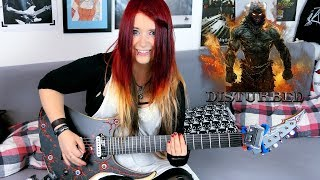 DISTURBED - The Vengeful One [GUITAR COVER] 4K | Jassy J