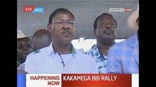 Mudavadi, Wetangula ditch Mumias parallel rally for Bukhungu Stadium BBI meeting