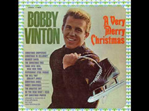 The Bell That Couldn't Jingle - Bobby Vinton