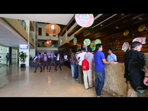 First Hotel  Flash MOB Dance In Bangladesh Presents By Sayeman Beach Resort.