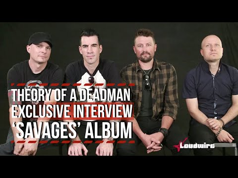 Theory Of A Deadman Tour Schedule
