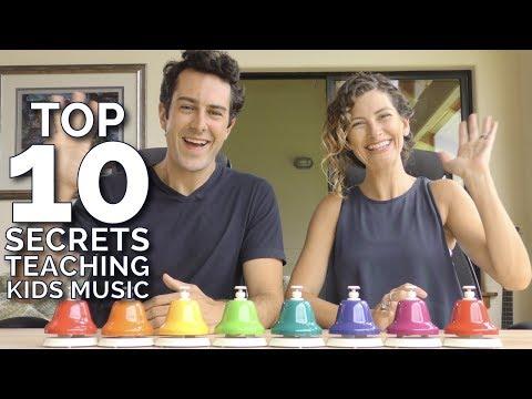 10 Secrets to Teaching Kids Music - FREE TRAINING - YouTube