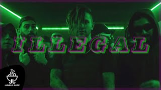 iLLEOo - iLLEGAL / GIRLS prod. NIGHTGRIND X JARVIS (Dir. by KEEPITPURE)