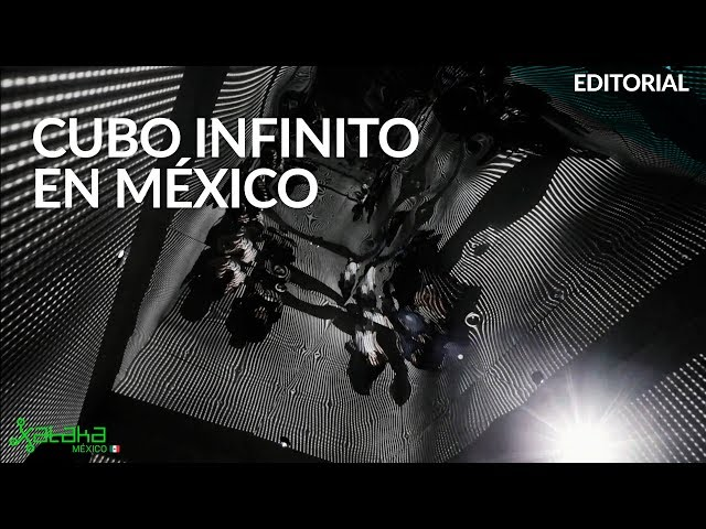 """TODO en este cuarto es INFINITO, así el """"Infinity Room"""" en México"""