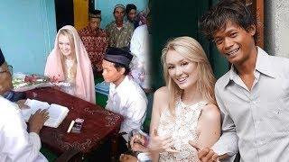 Terkuak Identitas Asli Pemuda Indonesia yang Menikah dengan Bule Cantik, Ternyata Bukan Orang Biasa