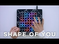 Ed Sheeran Shape Of You Ellis Remix Launchpad Cover