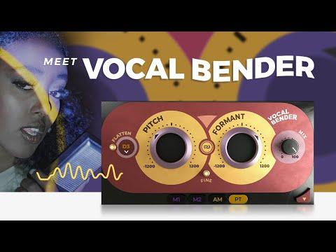 ה-Vocal Bender החדש מ-Waves - מניפולציית קול בזמן אמת