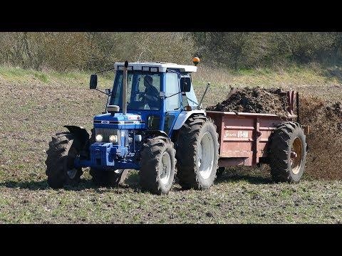 New Holland TM 150 Grass Cutting - смотреть онлайн на Hah Life