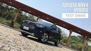 Toyota RAV4 Hybrid - Test Drive