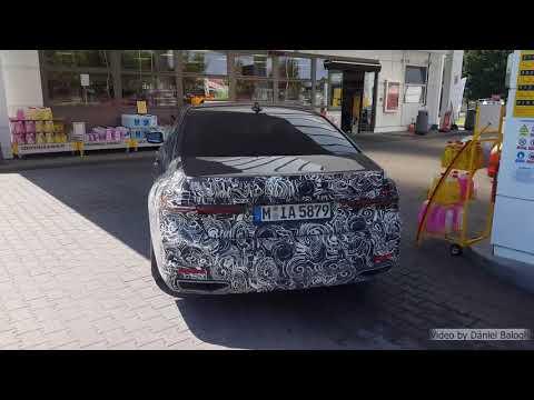 BMW 7 Series G12 2021
