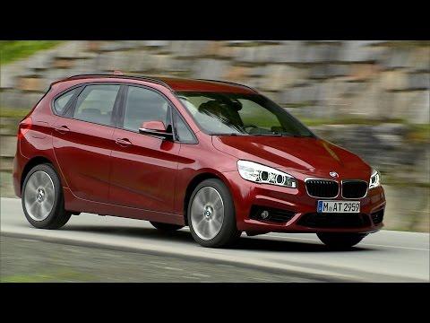 2014 BMW 2 Series Active Tourer overview