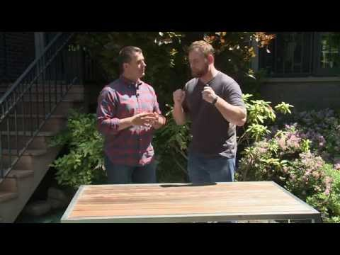 How to Restore your Teak Patio Furniture