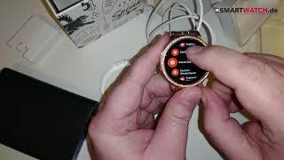 Fossil Gen 5E Smartwatch.de - Unboxing [DEUTSCH]
