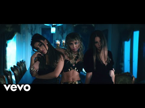 "Ariana Grande, Miley Cyrus, Lana Del Rey – ""Don't Call Me Angel"" (Charlie's Angels)"