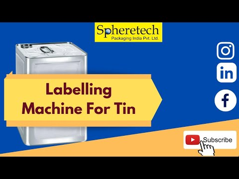 Front Back Labeling Machine
