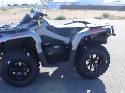 2018 Can-Am Outlander MAX XT 650 in Kingman, Arizona