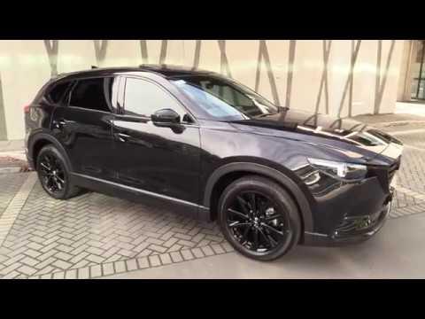 New 2019 Mazda CX-9 Limited Black Edition Presentation