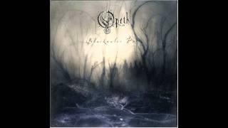 Opeth the drapery falls