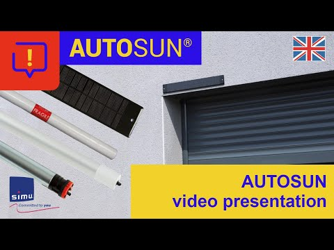 Autosun video