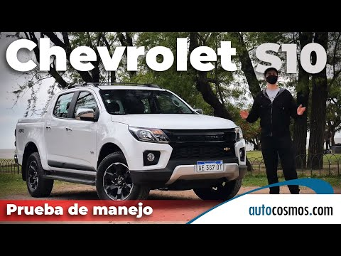 Test Chevrolet S10 2020 High Country | Autocosmos
