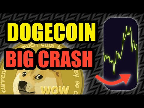 Dogecoin Whales Selling & HUGE CRASH! What Has To Happen ...