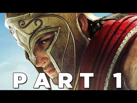 ASSASSIN'S CREED ODYSSEY Walkthrough Gameplay Part 1 - INTRO (AC Odyssey)