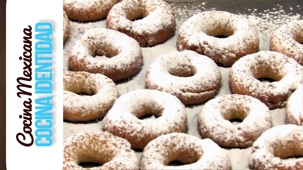 Postres Mexicanos: ¿Cómo hacer galletas de Anis? Yuri de Gortari
