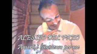 Amarti è l'immenso per me Un Disco per l'Estate 1990 Ramazzotti & Bucci Cover