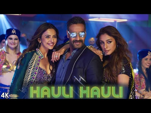 Actor Ajay Devgn De De Pyaar De Movie Video Song