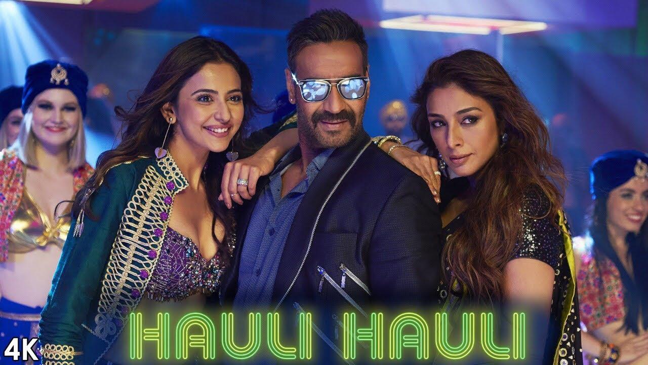 Hauli Hauli Lyrics in English - De De Pyar De Songs Lyrics
