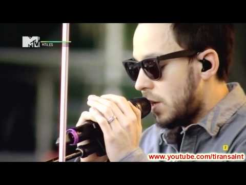 Linkin Park - 03 - Jornada Del Muerto (Live - MTV World Stage 2011) HD