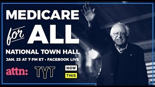 The Young Turks - Bernie Sanders Town Hall