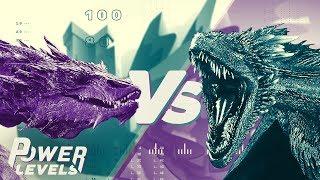Game of Thrones vs The Hobbit | Dragon Power Levels