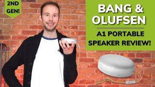 Bang & Olufsen A1 (Gen 2) Portable Speaker: Worth The Premium Price Tag?