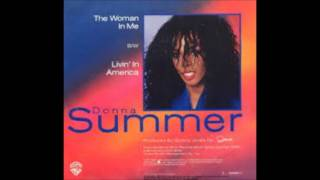Donna Summer-  Livin' In America- Extended Remix