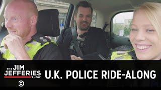 Jim's U.K. Police Ride-Along