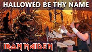 IRON MAIDEN   Hallowed Be Thy Name   Drum Cover   (En Vivo) #20