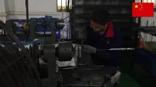 Bolts Mold CNC Machine Running – Jinliujiao Cold Heading Die Manufacturer